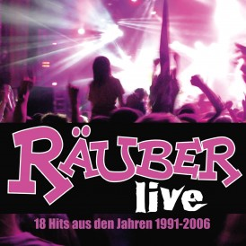 de-raeuber-2007-live-hit-album-cover