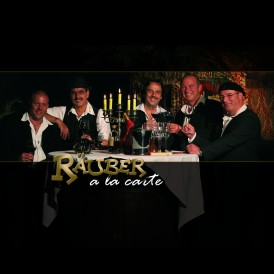 de-raeuber-2009-a-la-carte-album-cover